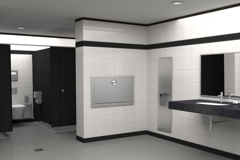 Bobrick Washroom Accessories